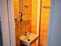 Apartmán č.1 koupelna - Rýmařov