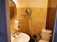 Apartmán č.2 toaleta - Rýmařov