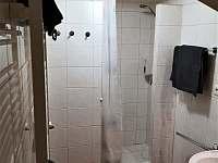 Apartmán č.3 koupelna - Rýmařov
