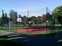 Hřiště pro míčové hry 50m - Rýmařov