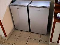 Lednice pro každý apartmán zvlášť - Rýmařov
