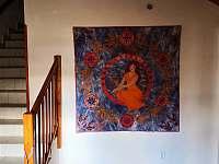 Společné prostory s patchwork obrazy - Rýmařov