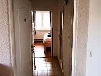Vchod do apartmánu č.2 - ubytování Rýmařov