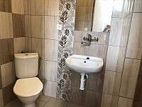 koupelna - pronájem chalupy Holčovice - Spálené