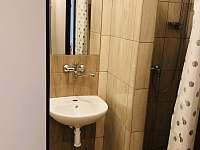 toalety - chalupa k pronajmutí Holčovice - Spálené