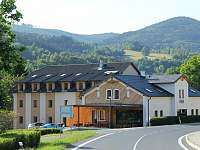 Apartmán na horách - okolí Velkých Losin