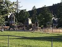 Dětské hřiště - apartmán k pronájmu Loučná nad Desnou
