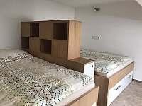 Ložnice - pronájem apartmánu Loučná nad Desnou