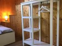 Pokoj č. 3 podkroví - rekreační dům k pronajmutí Zlaté Hory