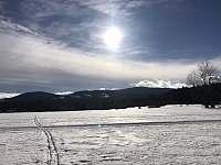 RD Zlaté Hory - Rejvíz běžkařské stopy -
