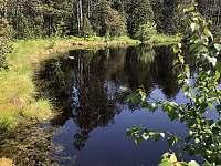 RD Zlaté Hory - Rejvíz mechové jezírko -