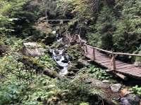RD Zlaté hory - Stezka Údolí Bílé Opavy -