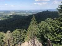 RD Zlaté Hory - Vyhlídka Čertovy kameny v Jeseníkách -