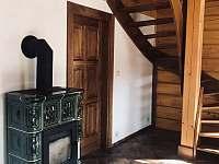 Roubenky U zvonice - roubenka k pronájmu - 3 Sobotín - Rudoltice
