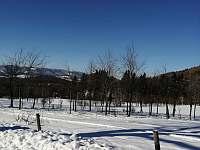 Jaro a zima - chata k pronajmutí Nové Losiny