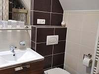 Koupelna, WC - Suchá Rudná