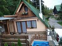 ubytování Podlesí na chatě k pronajmutí