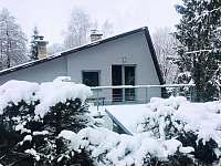 ubytování Dolní Bušínov Chalupa k pronájmu