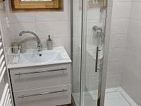 koupelna - apartmán ubytování Malá Morávka