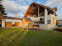 Ubytování v Rapotíně - chata k pronájmu