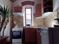druhá kuchyně - Bartoňov