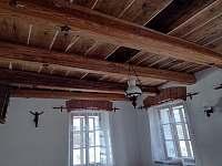 druhý obývací pokoj - Bartoňov