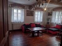 obývací pokoj - Bartoňov