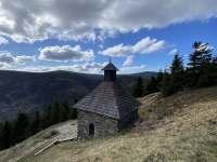 Jesenické hory skrývají mnohé tajemství - chalupa k pronajmutí Oskava