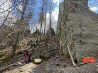 V okolních lesích se vyřádí každý - chalupa k pronajmutí Oskava