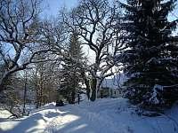 Před Chachatou v zimě - Dolní Moravice - Nová Ves