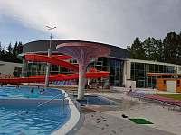 Aquapark Velké Losiny - chata k pronajmutí Dolní Moravice