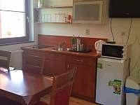 Kuchyně - chata k pronajmutí Dolní Moravice