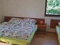 ložnice - chata k pronajmutí Dolní Moravice