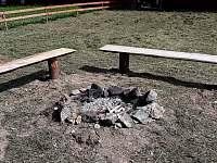 Ohniště - chata k pronájmu Dolní Moravice