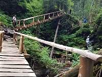 Stezka Karlova Studánka - pronájem chaty Dolní Moravice