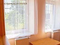 Apartmány AVIATIK, apartmán AERO, ložnice - Hradec-Nová Ves