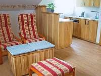 Apartmány AVIATIK, apartmán MORAVA, obývací pokoj - Hradec-Nová Ves