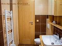Apartmány AVIATIK, apartmán ZLÍN, koupelna - Hradec-Nová Ves