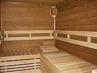 Apartmány AVIATIK, finská sauna - Hradec-Nová Ves