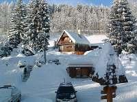 Chata k pronájmu - zimní dovolená Klepáčov