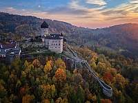 Tipy na výlet - Hrad Sovinec - Dobřečov