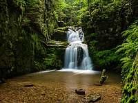 Tipy na výlet - Rešovské vodopády - Dobřečov
