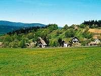 Vesnice Dobřečov -