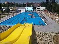 5 km vzdálený bazén - Dolní Bušínov