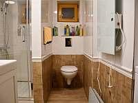 Koupelna, WC - Ludvíkov