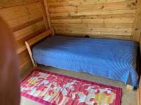 venkovní spaní pro děti - chata k pronájmu Ludvíkov