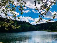 dolní přehrada -