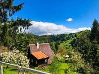 okolí chaty - Dolní Bušínov