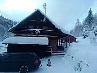 80cm sněhu, vyžití pro děti. - Petříkov