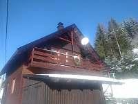 Chata U Kročáků o vánocích - ubytování Petříkov